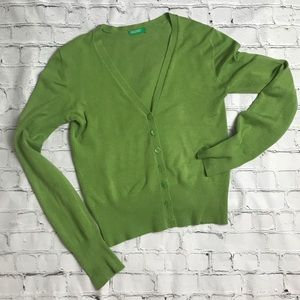 United Colors of Benetton Cardigan - Small